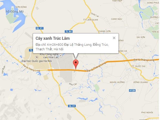 Bản đồ công ty