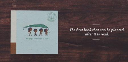 Cây - Sách - Cây: Cây xanh và trẻ em có thể cùng nhau lớn